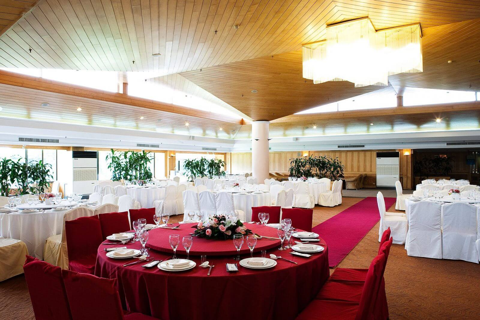 Linkou International Golf & Country Club Szechuan Court Function Room