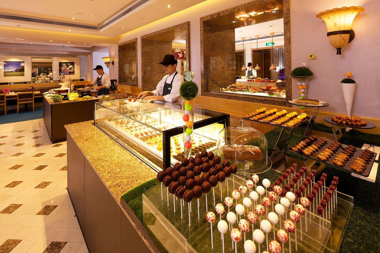 Ambassador Hotel Taipei Ming Garden Desserts Bar