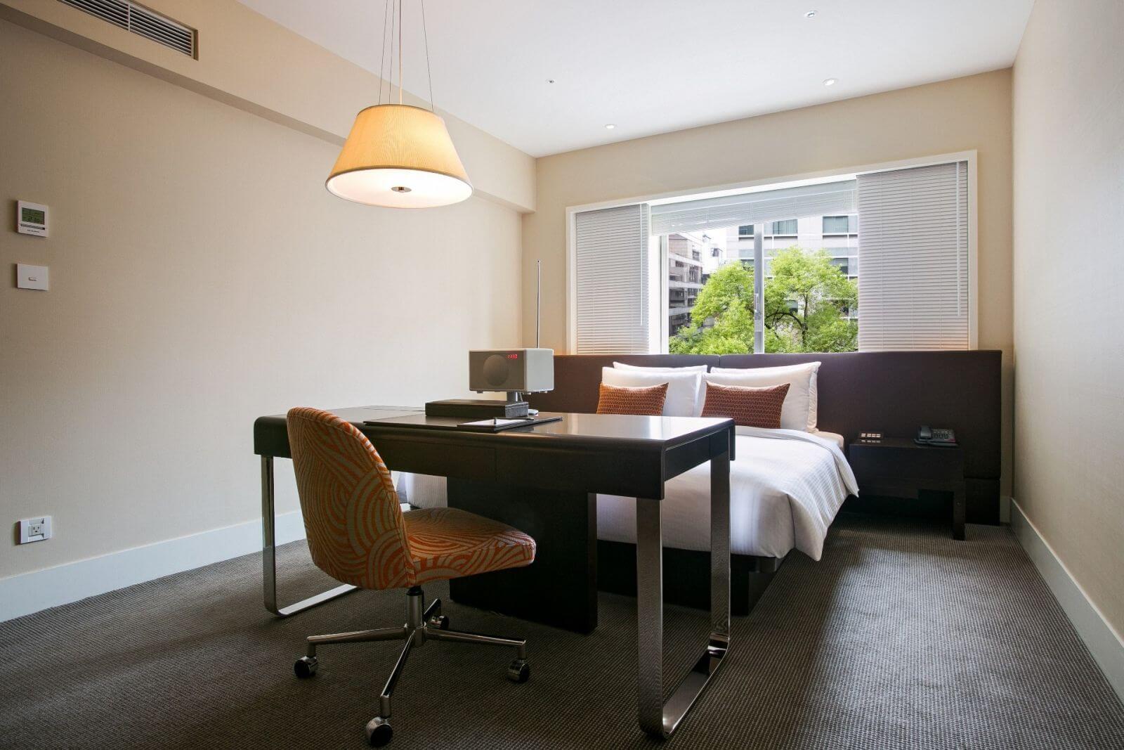 Ambassador Hotel Taipei Room Features