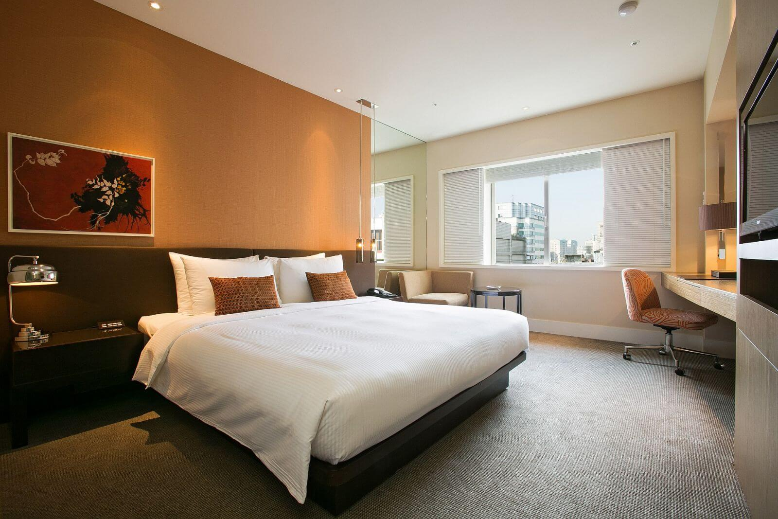 Ambassador Hotel Taipei Executive King Room