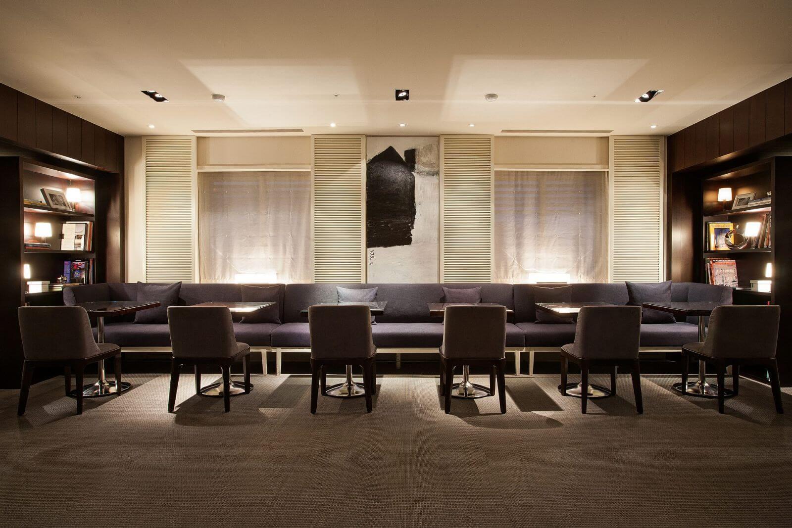 Ambassador Hotel Taipei Executive Floor Lounge